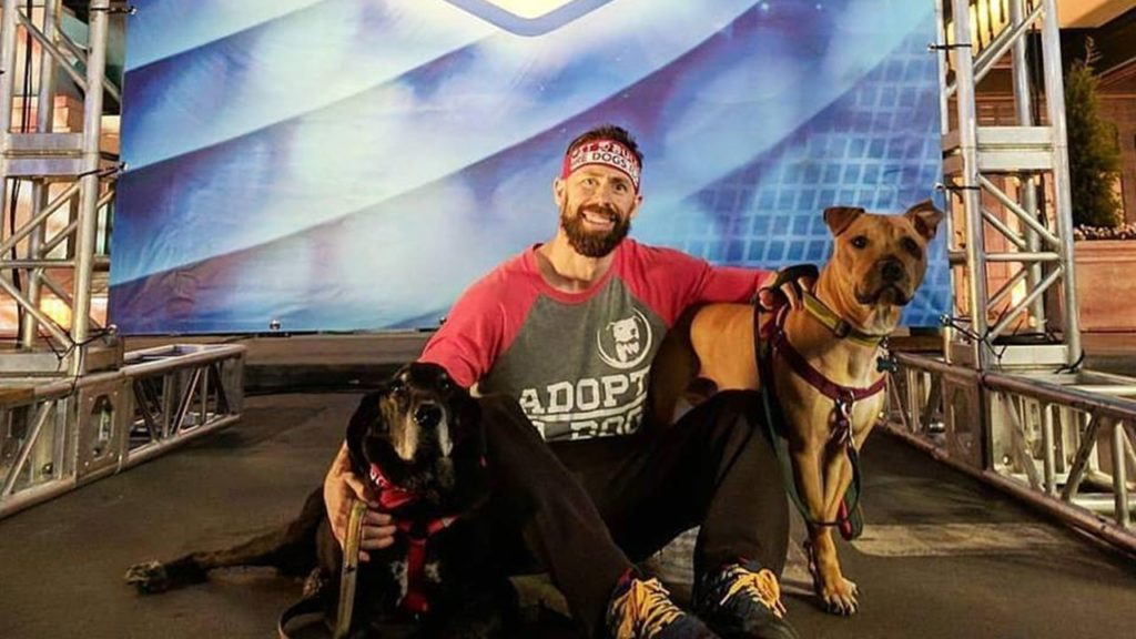 Ninja Warrior Battles To Save Homeless & Exploited Dogs