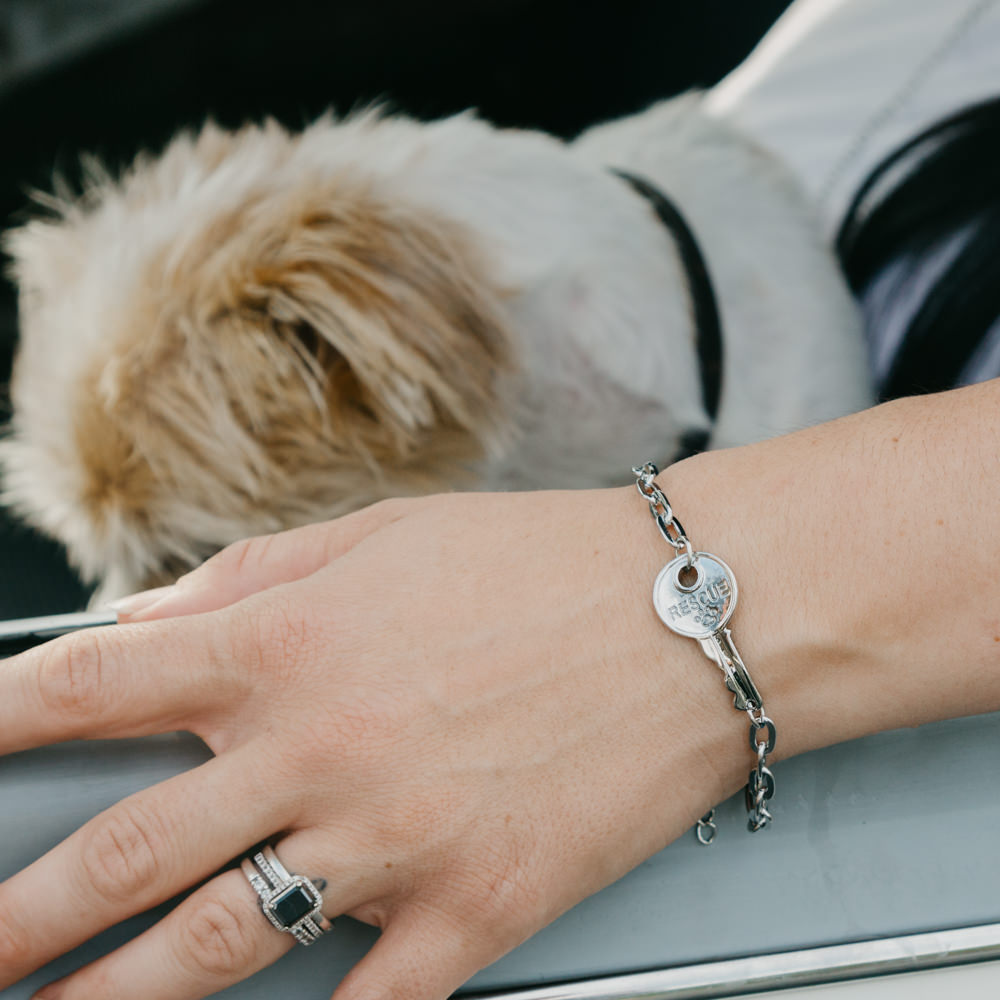 Second Chance Movement Bracelet The Key To Giving Shelter Pets A At Life