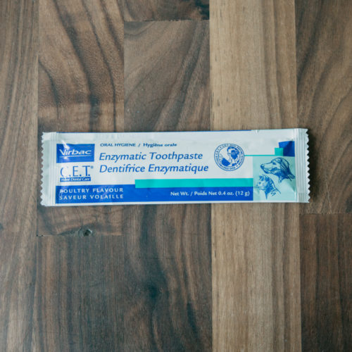 C.E.T.® Canine Enzymatic Poultry Flavored Toothpaste (12 g)