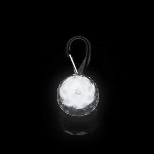 PetLit® LED Collar Light – Jewel Crystal