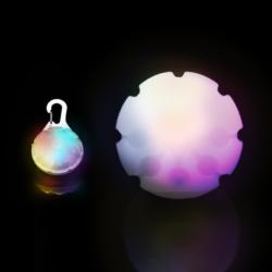 GlowStreak™ LED Disc - O Ball & Spot Lit Combo by Project Play™