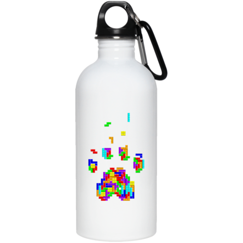 Rescue Rebuild Gamer Stainless Steel Water Bottle