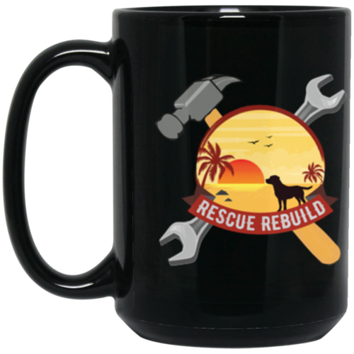Rescue Rebuild 15 oz. Mug