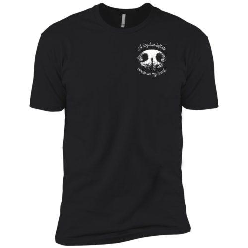 Mark On My Heart Premium T-Shirt