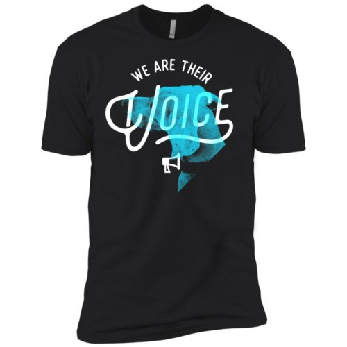 We Are Their Voice Series 3 Premium Tee