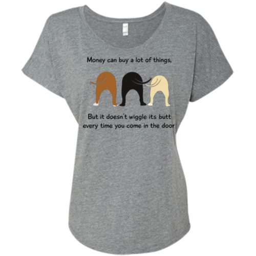 Wiggle Butt Slouchy Tee