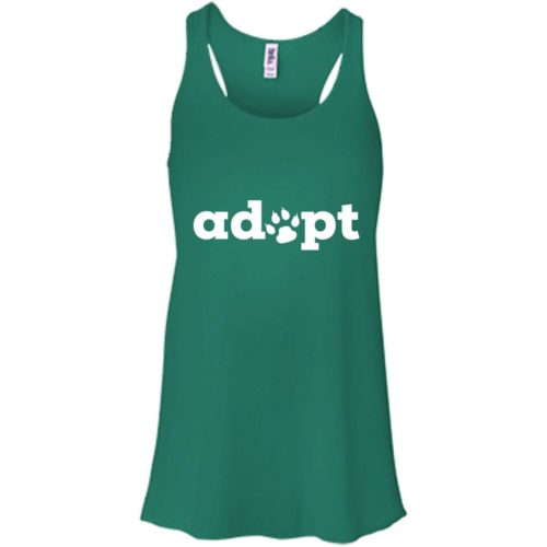 Adopt Paw Bella Fashion Tank