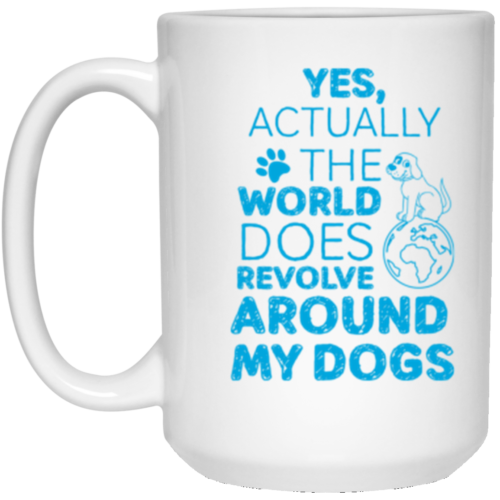 Yes, Actually 15 oz. Mug