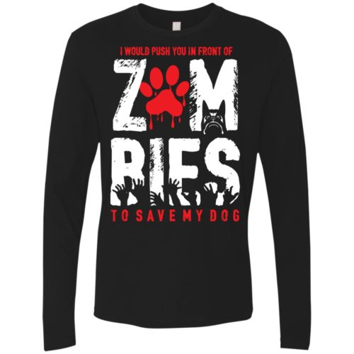 Zombies Premium Long Sleeve Tee