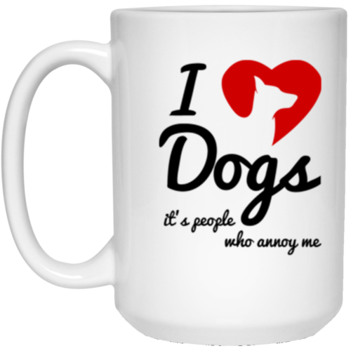 People Annoy Me 15 oz. Mug