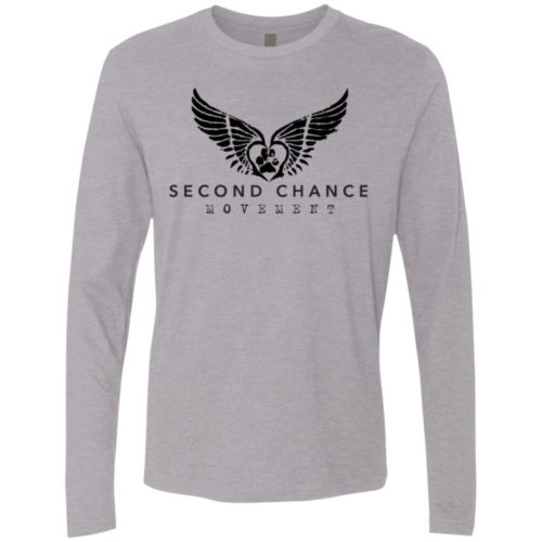 Second Chance Movement™ Premium Long Sleeve Tee