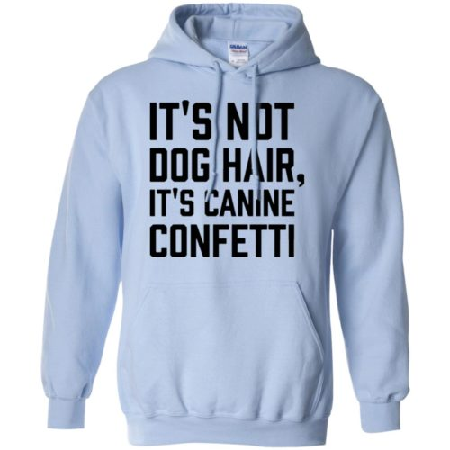 Canine Confetti Pullover Hoodie