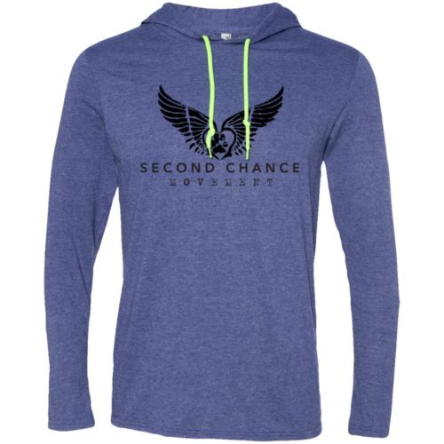 Second Chance Movement™ T-Shirt Hoodie