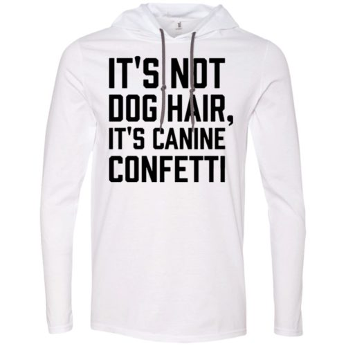Canine Confetti T-Shirt Hoodie