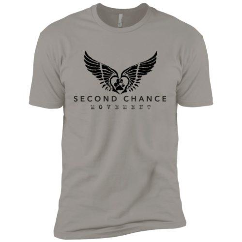 Second Chance Movement Premium T-Shirt