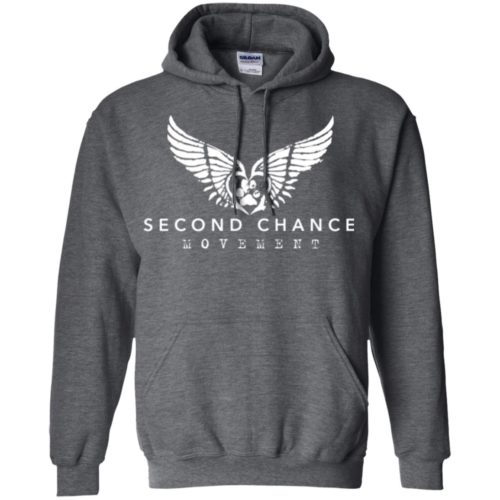 Second Chance Movement™ Pullover Hoodie