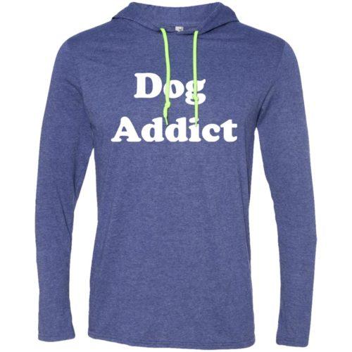 Dog Addict T-Shirt Hoodie