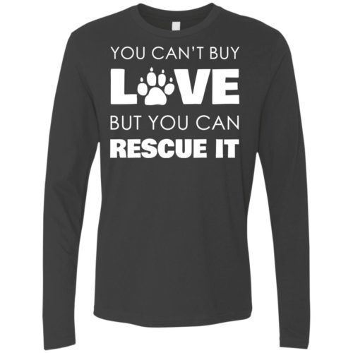Rescue Love Premium Long Sleeve Tee