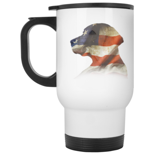 Lab USA Blend Stainless Steel Travel Mug