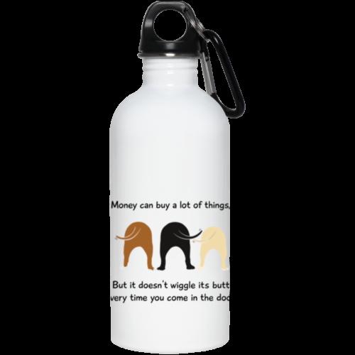Wiggle Butt Stainless Steel Water Bottle