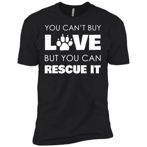 Rescue Love Premium Tee