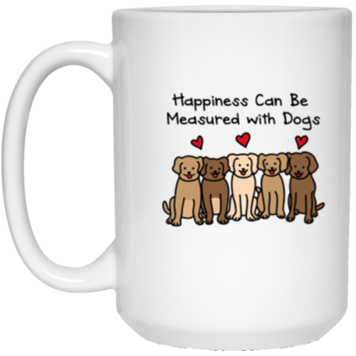 Happiness 15 oz. Mug