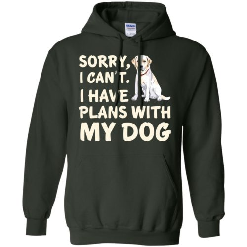 I Have Plans Pullover Hoodie