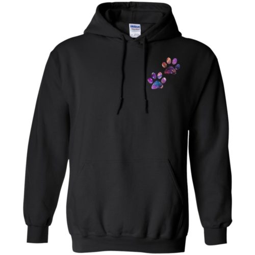 Paw Universe Pullover Hoodie