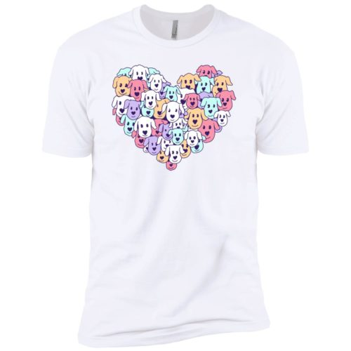Heart Of Dogs Premium Tee