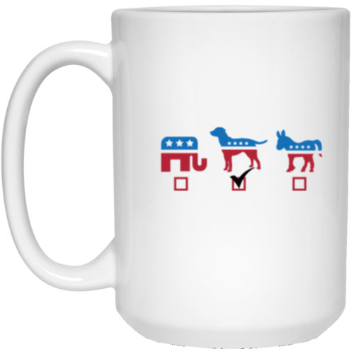 My Vote 15 oz. Mug