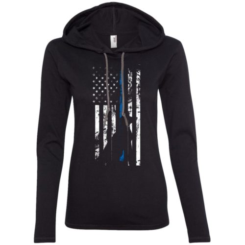 K9 Flag Fitted T-Shirt Hoodie