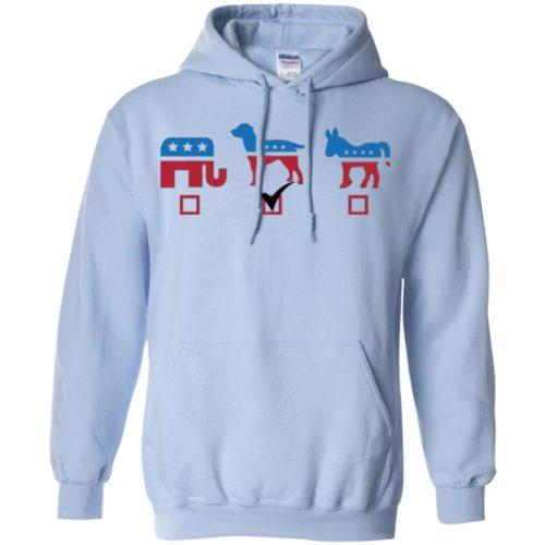 My Vote Pullover Hoodie