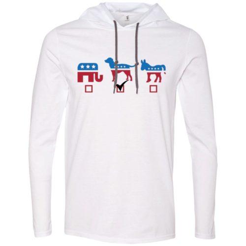 My Vote T-Shirt Hoodie