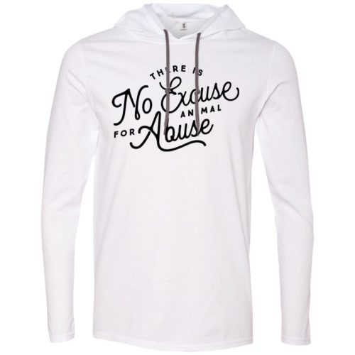 No Excuse For Abuse T-Shirt Hoodie