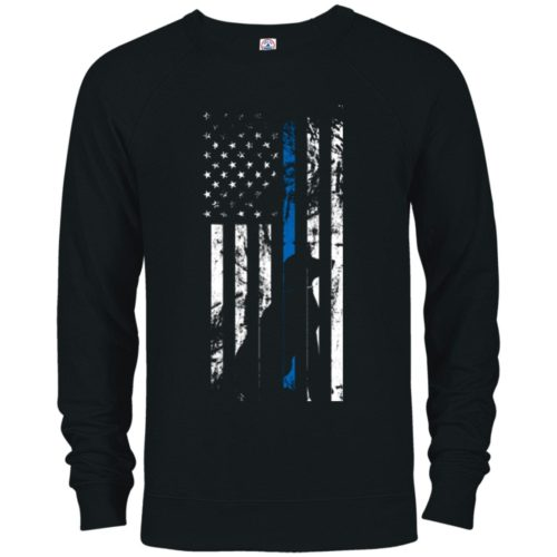 K9 Flag Premium Crew Neck Sweatshirt