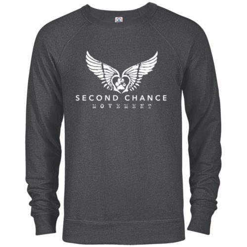 Second Chance Movement Premium Crew Neck Sweatshirt