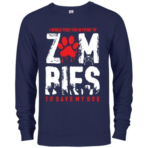 Zombies Premium Crew Neck Sweatshirt