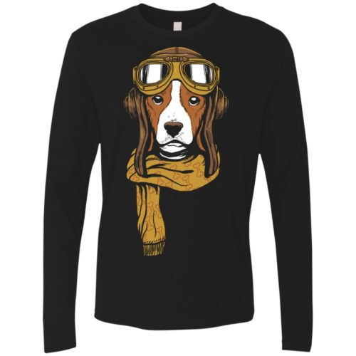 Dog Venture Premium Long Sleeve Tee