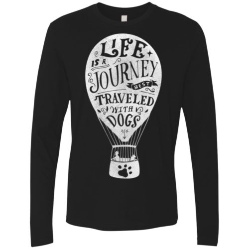 Life Premium Long Sleeve Tee
