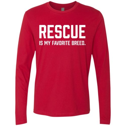 Favorite Breed Premium Long Sleeve Tee