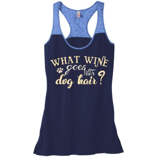 What Wine Varsity Tank