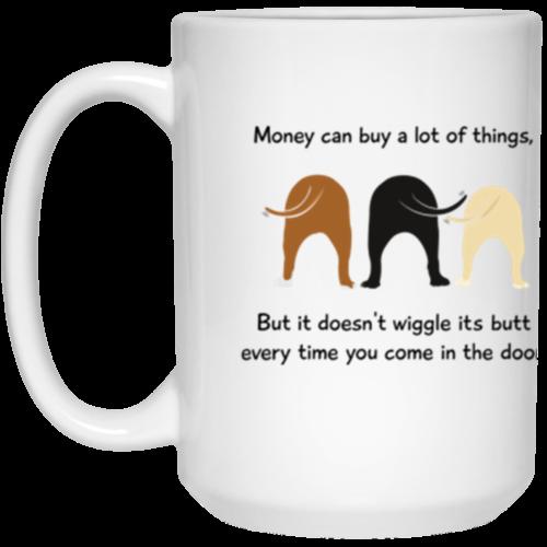 Wiggle Butt 15 oz. Mug