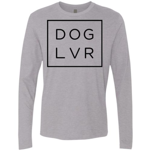Dog Lvr Premium Long Sleeve Tee
