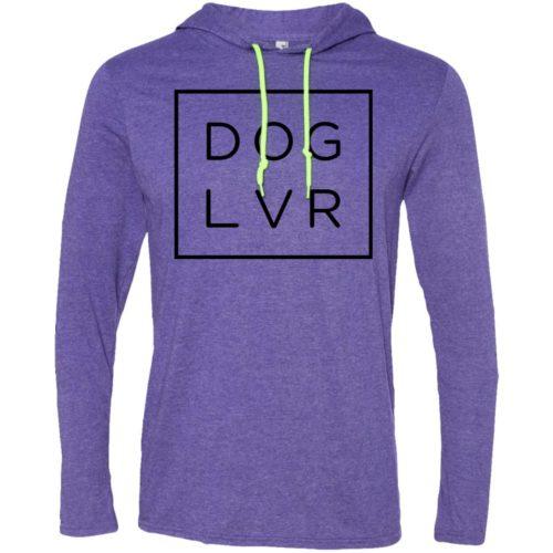 Dog Lvr T-Shirt Hoodie