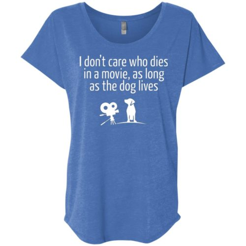 The Dog Lives Slouchy Tee