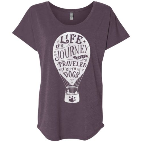 Life Ladies' Slouchy T-Shirt