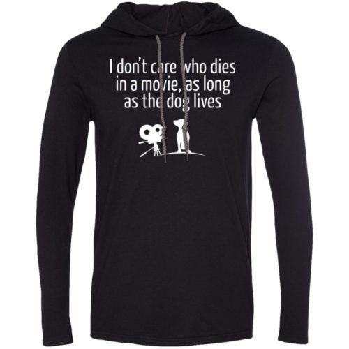 The Dog Lives T-Shirt Hoodie