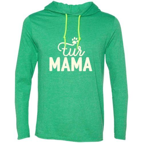 Fur Mama T-Shirt Hoodie