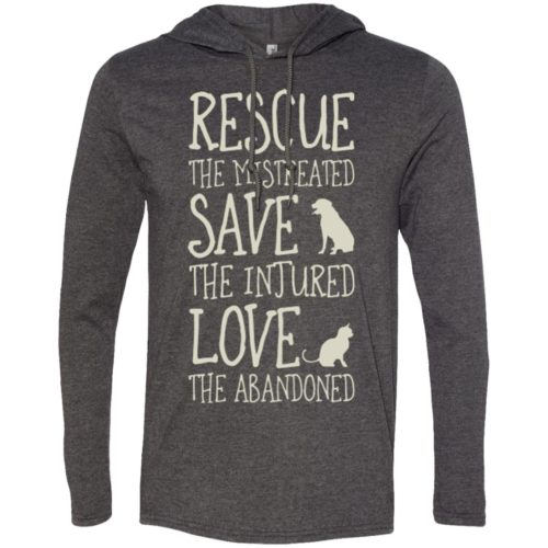 Rescue Them T-Shirt Hoodie