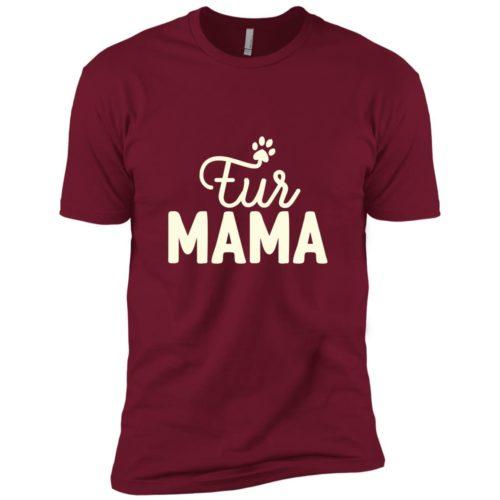 Fur Mama Premium Tee
